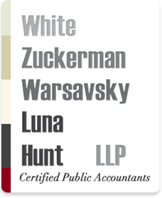 White, Zuckerman, Warsavsky, Luna & Hunt, LLP