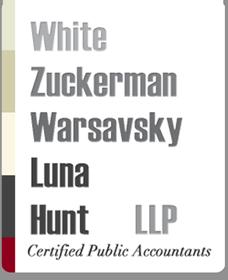 White, Zuckerman, Warsavsky, Luna & Hunt, LLP